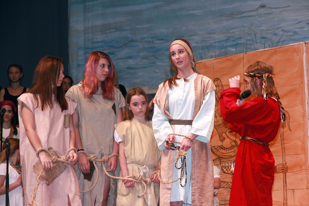 Josef am Sklavenmarkt