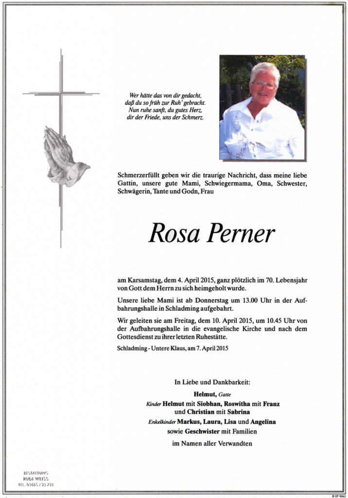 08 Rosa Perner