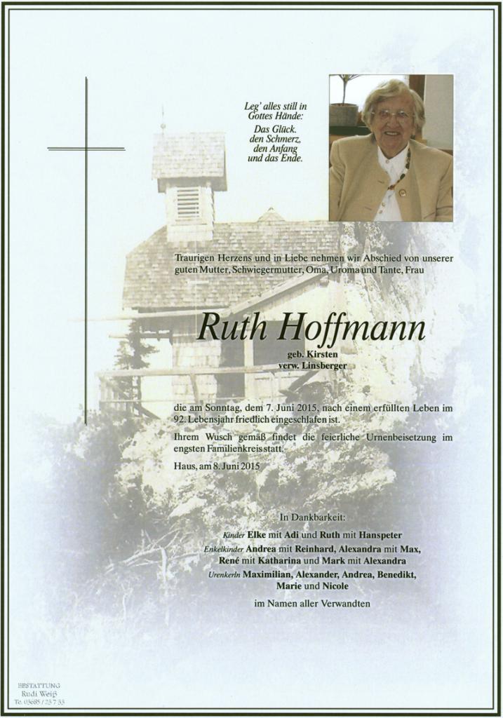 14 Ruth Hofmann