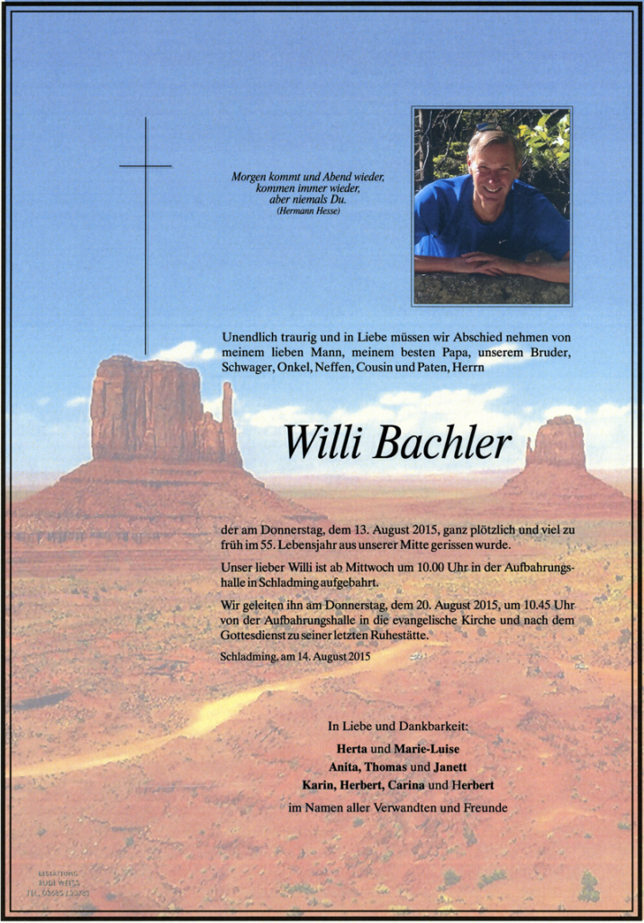 20 Willi Bachler