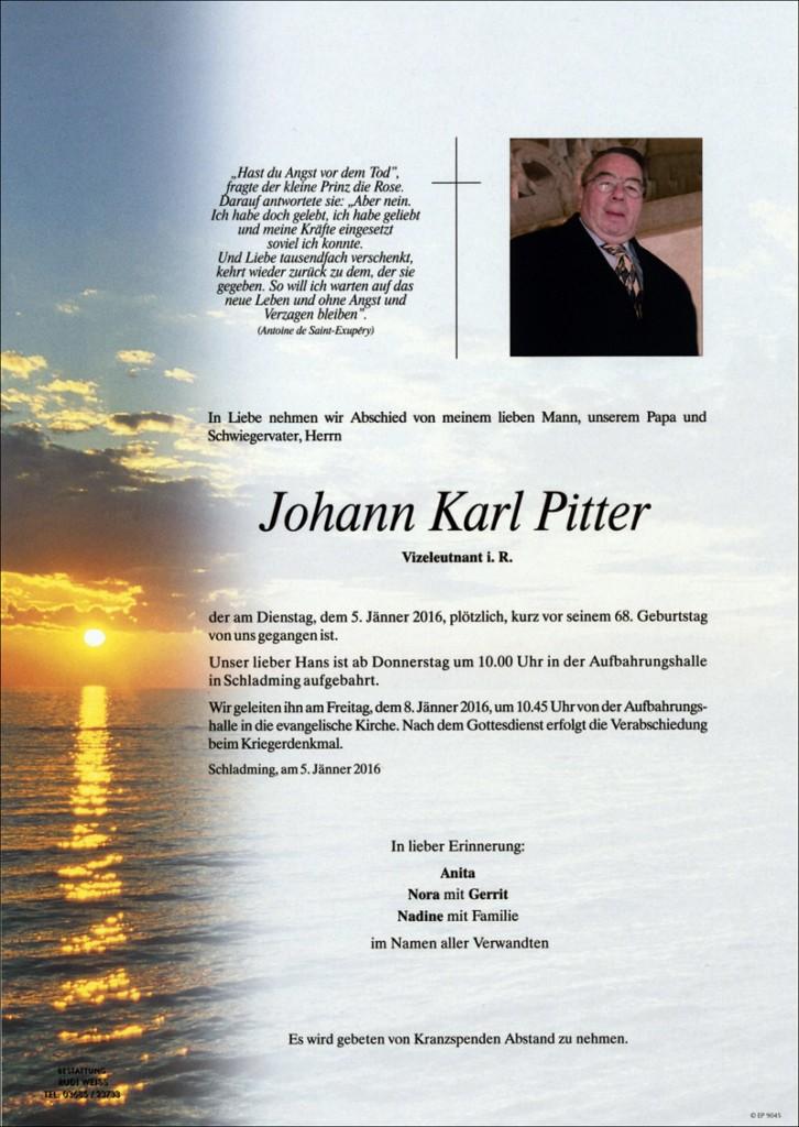 01 Johann Karl Pitter
