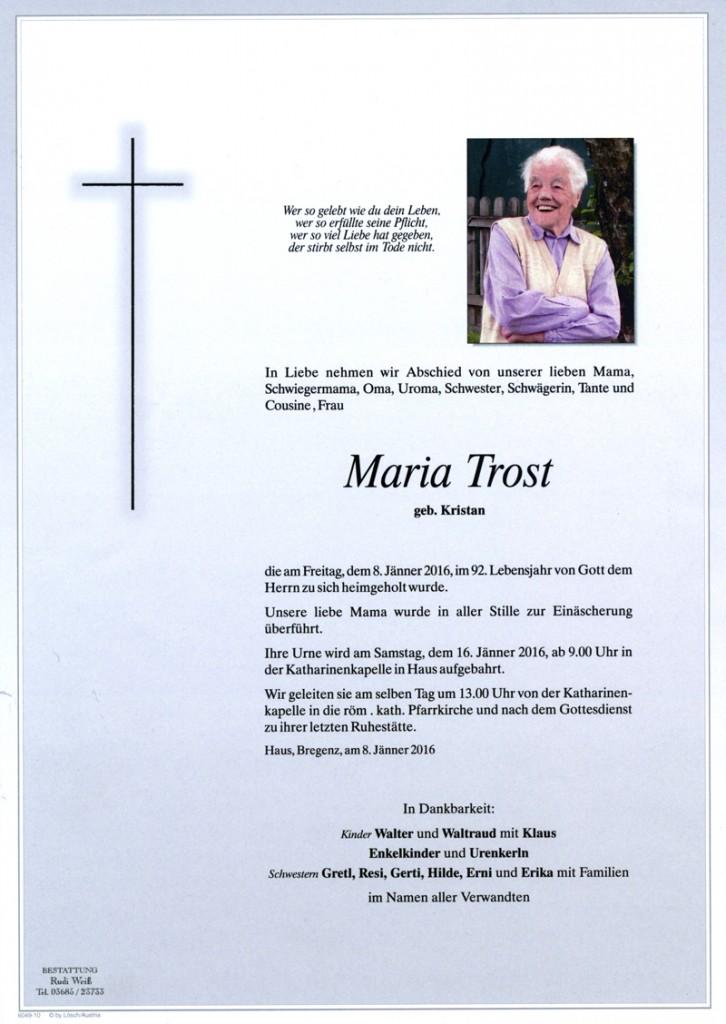 02 Maria Trost