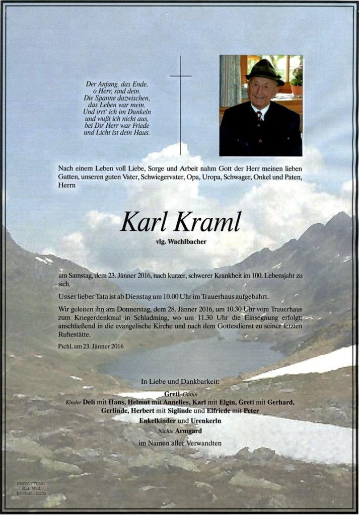 06 Karl Kraml