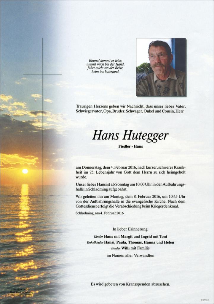 08 Hans Hutegger