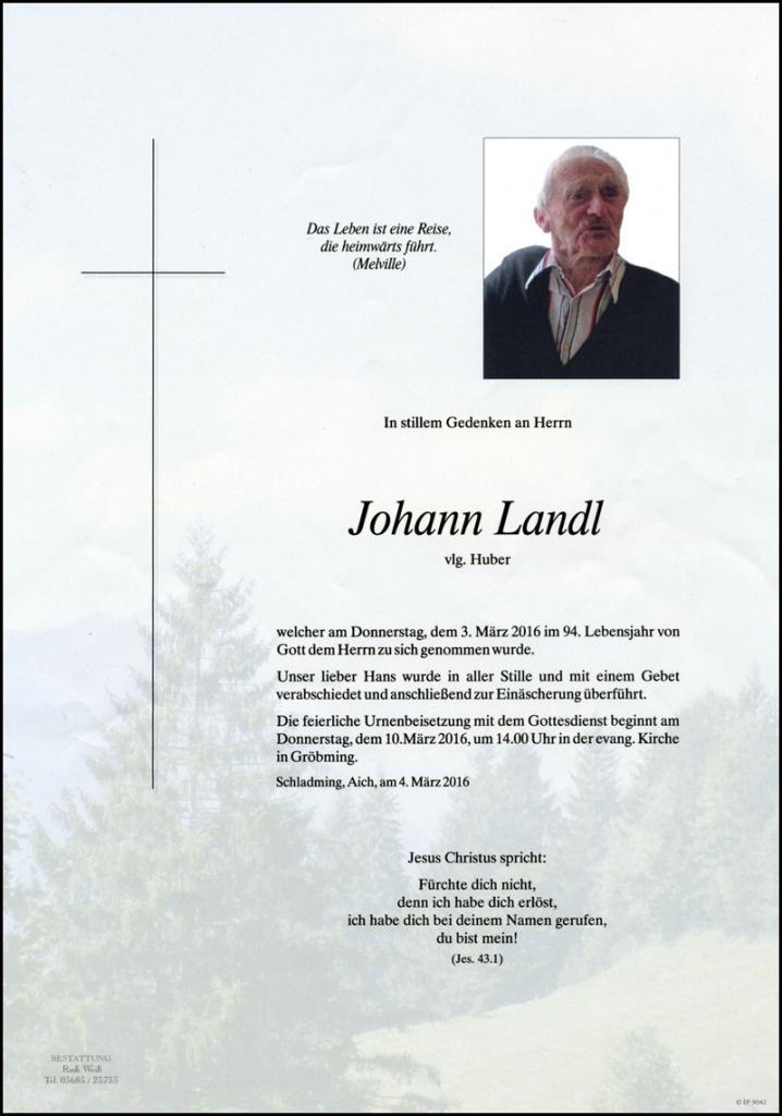 12 Johann Landl