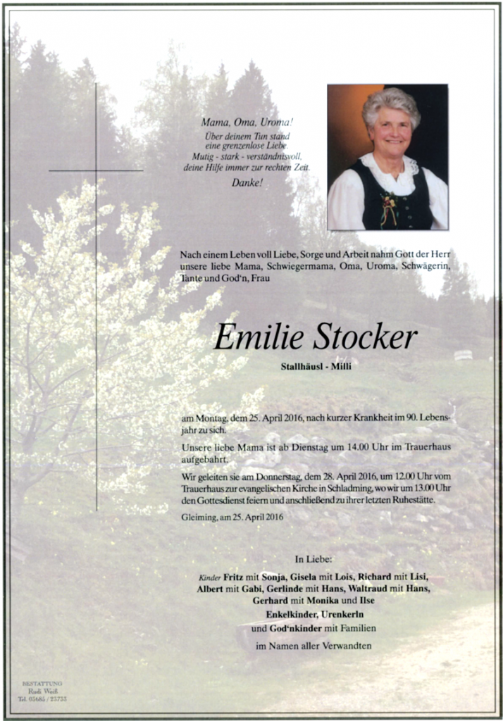 15 Emilie Stocker