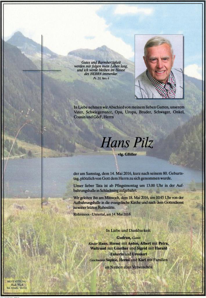 17 Hans Pilz