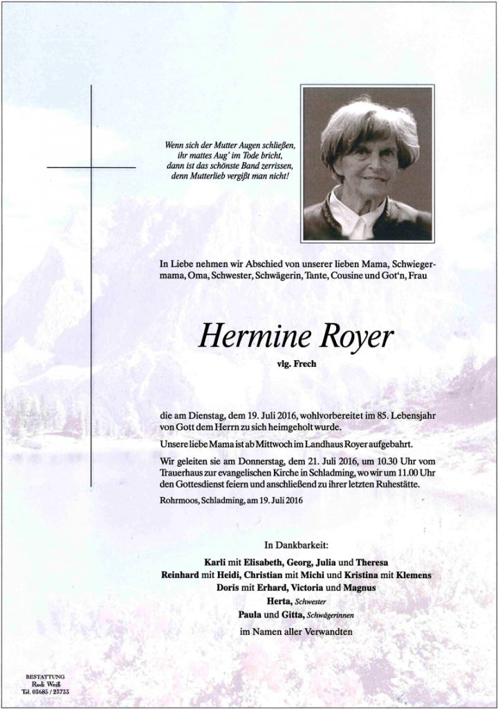 Hermine Royer